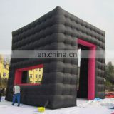 hot sale decoration inflatable carnival haunted house