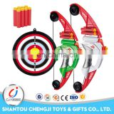 New style archery shooting plastic magic suit bow and arrow toy
