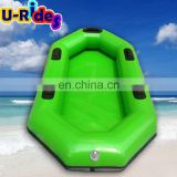 hot water game floating raft inflatable river raft for sale