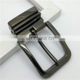 man zinc alloy press clip pin belt buckle teeth clip belt buckle metal belt buckle with teeth