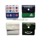 8*8cm Pocket ashtray Cigarette butt pouch