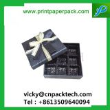 Custom High End Cardboard Candy Box Christmas Paper Gift Box Chocolate Box with Dividers Jewelry Boxes with EVA Insert