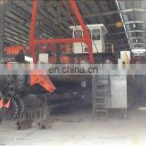 pump hydraulic dredge