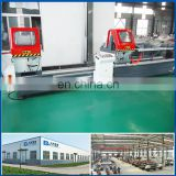 CNC aluminum double head cutting saw / double head cutting machine