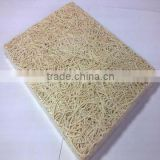 Wood Wool Ceiling Panel with Magnesite Material                                                                         Quality Choice