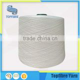 polyester viscose twist melange yarn