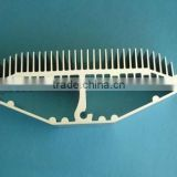 Best quality customized aluminium led heatsink (extruded aluminum heatsink, aluminum extrusion heatsink)