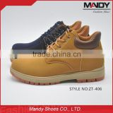 Popular 2016 hot sell wholesale work boots for men made in china