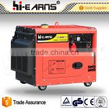 3KW air-cooled silent power generator no fuel