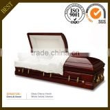SENATOR BATESVILLE quality wood coffin american wood casket                                                                         Quality Choice