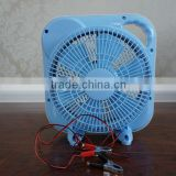 Electrical 10 inch desk fan 3 level strong wind with rechargeable battery and electrical from china