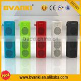 Wholesale Alibaba Mini X6 Portable Waterproof Bluetooth Speaker With Special Design Accept Paypal