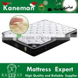 King bed room furniture memory foam pillow top pocket spring medium soft mattress factory price                                                                                                         Supplier's Choice