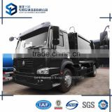Refuse Compactor Truck 9 m3 Compress Garbage truck HOWO 4x2 waste collection truck