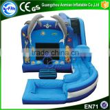 Popular kids entertainment air bouncer castle used bouncy castles for sale                                                                                                         Supplier's Choice