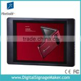Supermarket 15 inch Sumsung lcd shelf edge digital signage
