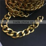 NK chain,Aluminum chain,Iron chain,used for necklace clothes handbag,decorative chain.                                                                         Quality Choice