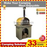 free standing pizza oven