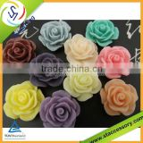 high quality resin flower,plastic resin flower,resin flower cabochons                                                                         Quality Choice
