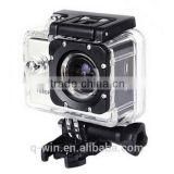 WiFi Diving 30M Waterproof DV Sport Action Camera 12MP 1080P Wide Angle Lens with Battery USB Cable Accessories