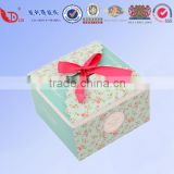 papercard printing logo cute candy box,luxury wedding candy box