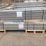 hot dip galvanizing solar steel U channel for solar ground mounting brackets u channel steel structure support bracket