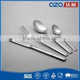 OEM brand new design artistic stainless dinnerware international stainless steel flatware