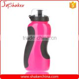 Food Grade Flat Shape Sipper Safe Sport Bottle with Neoprene and Nozzle