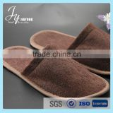 China factory disposable shower slippers custom bathroom slippers