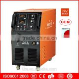 Best sales MIG-250 igbt inverter co2 mig welding machine AC220V welding wire feeder motor compact