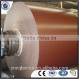 Best price good quality alu PE PVDF color coated aluminum coil