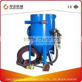 portable sand blasting machine with good quality for sale