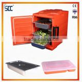 Restaurant Supplies, thermal food storage cabinet for gastronorm pans, lunch box