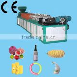 Factory direct sales EPE foaming net making machine