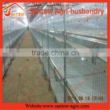 Multi tiers Broiler Battery Cage / Layer Chicken Battery Cage / Automatic Poultry Layer Cages System