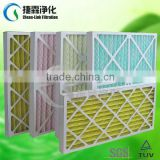 Clean-Link G4/EU4 panel air filter used in air filter system