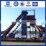 Best Ability Bucket suction dredger for gold