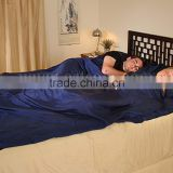 Anti-tear 100% Double Silk Sleeping Bag