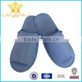 comfortable blue hotel anti static slippers