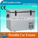 12V 24V 70L DC portable small Cooler deep car freezer                                                                         Quality Choice