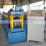 steel door frame roll shutter door forming machine