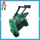2015 New CE professional industrial tractor Forestry Mulcher Machinery wood chipper