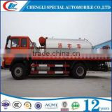 Howo small asphalt gravel synchronous distributor Road construction reccovery truck asphalt distributor trucks
