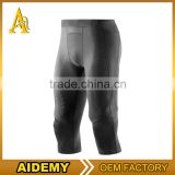 OEM sports leggings mens compression athletic wear running tights shorts