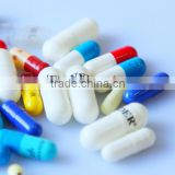 Different colors printed empty organic/vegetable capsules/ Empty hpmc capsule for medicine