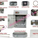 Great quality egg incubator spare parts/CE approved incubator spare parts/incubator motor/incubator egg trays