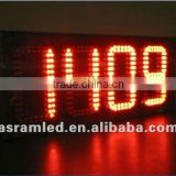 16inch 88:88C/F remote outdoor led clock and timer display/ large digital timer led clock