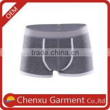 wholesale tight underwear men custom bamboo underwear for boxer short male underwear model pictures