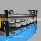 trapezoid profile galvanized tile aluminium iron roofing sheet roll forming making machine