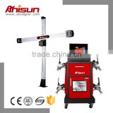 3d wheel alignment machine price for car calibration maintenance
